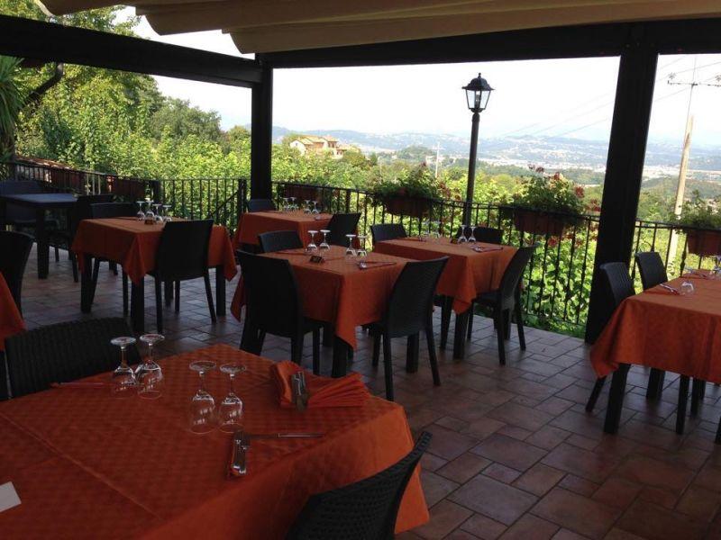 occasione ristorante terrazza estiva offerta antica trattoria da nello vicenza