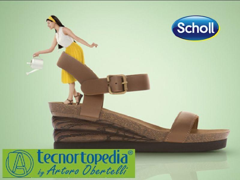 offerta calzature scholl promozione calzature primavera estate obertelli tecnortopedia