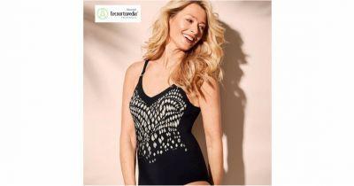 offerta vendita costume intero modellante triumph occasione abbigliamento mare taglie comode