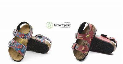 offerta vendita sandali birkenstock spiderman occasione calzature estive per bambini