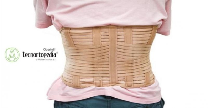 TECNORTOPEDIA OBERTELLI offerta busti ortopedici - occasione corsetti ortopedici a Piacenza