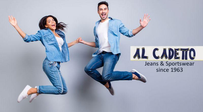Offerta negozio di abbigliamento casual La Spezia – Promozione jeanseria per uomo e donna La Spezia