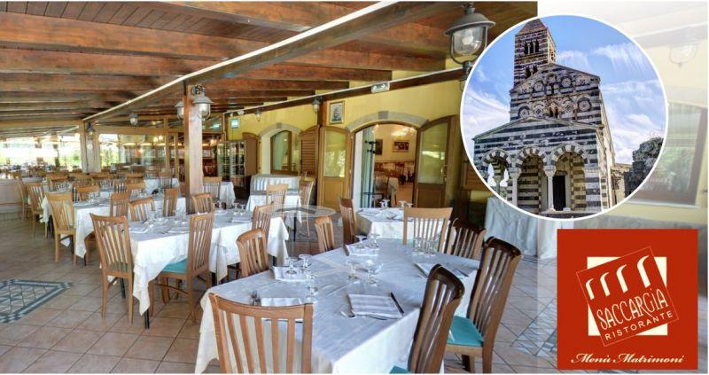 RISTORANTE SACCARGIA - suggestiva location per organizzare ricevimento nozze eventi speciali