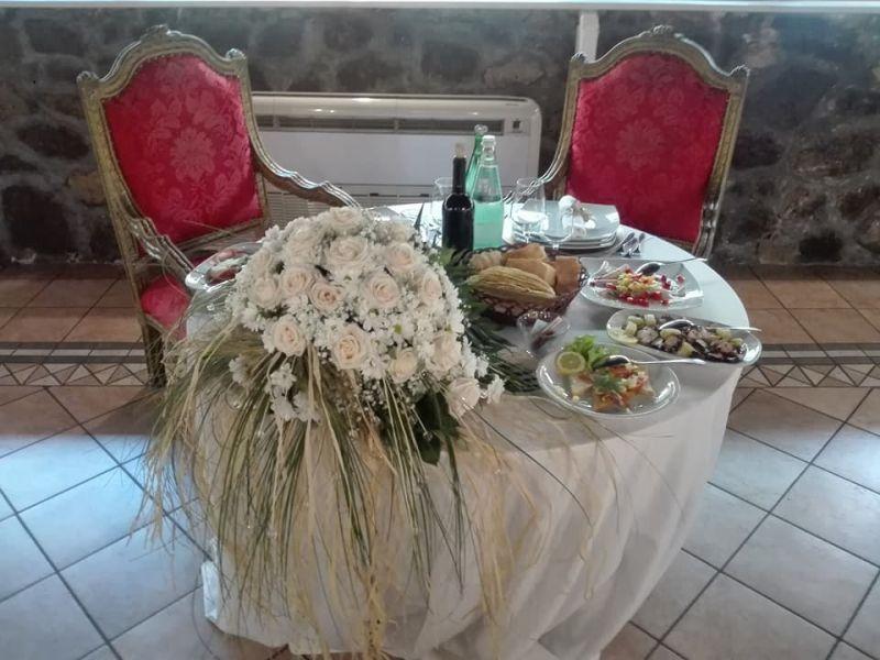 Ristorante per cerimonie Saccargia