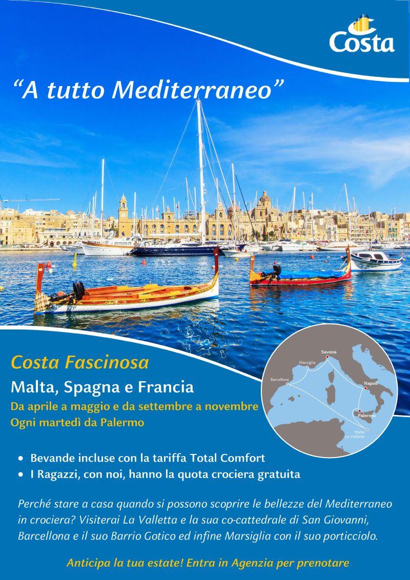 a tutto mediterraneo con costa