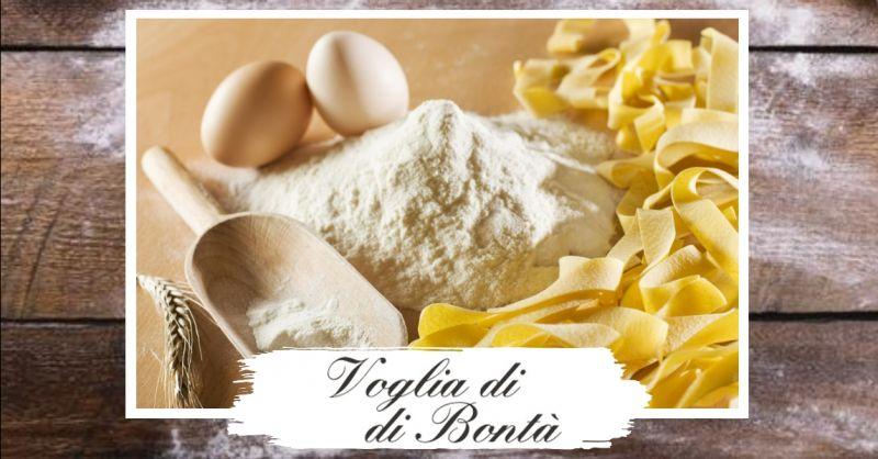 offerta vendita tagliatelle fresche artigianali - occasione produzione pasta all'uovo Piacenza