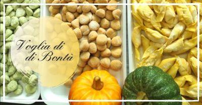 promozione vendita pasta fatta a mano offerta produzione gnocchi artigianali piacenza