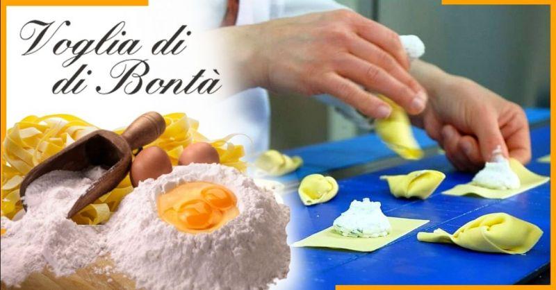 Occasione produzione tagliatelle artigianali - Occasione vendita lasagne fatte a mano provincia Piacenza