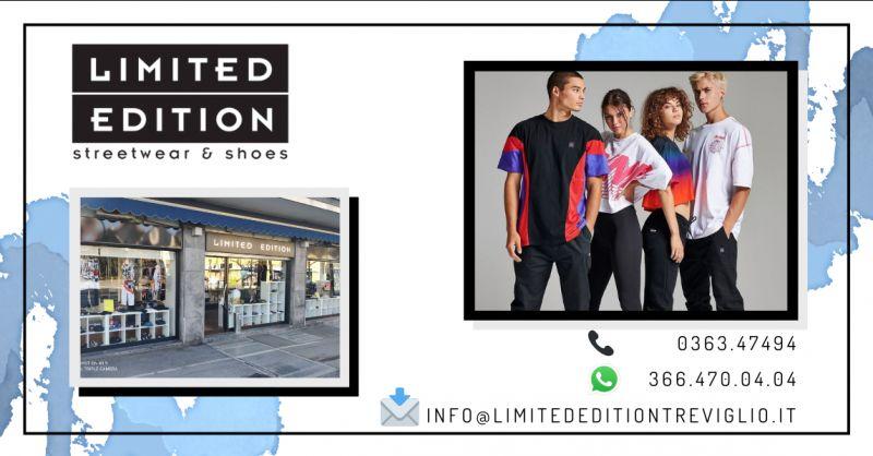 offerta abbigliamento streetwear Bergamo - occasione negozio abbigliamento streetwear Treviglio