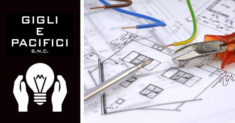 GIGLI & PACIFICI snc offerta realizzazione impianti elettrici civili e industriali Terni