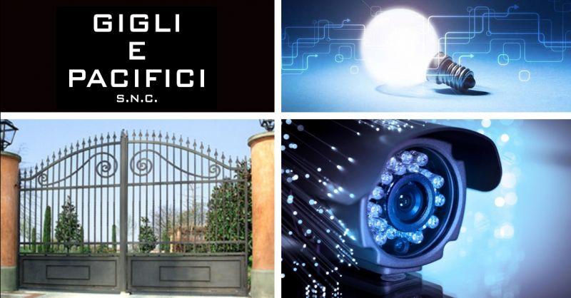 offerta installazione impianti antintrusione - occasione realizzazione impianti elettrici Terni