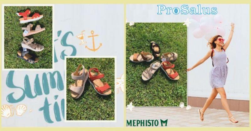 SANITARIA PROSALUS - offerta collezione estiva scarpe e calzature donna