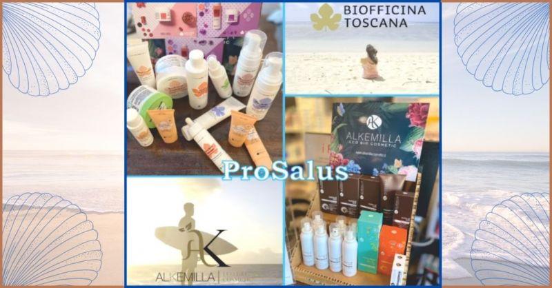 offerta protezione solare e creme solari per la pelle - occasione prodotti solari per il mare