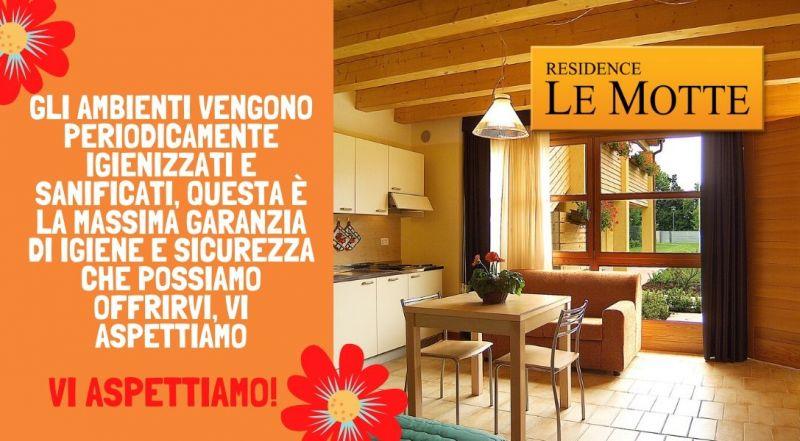 Offerta residence con stanze in affitto quotidianamente sanificate a Treviso – appartamenti vacanze in affitto a Treviso