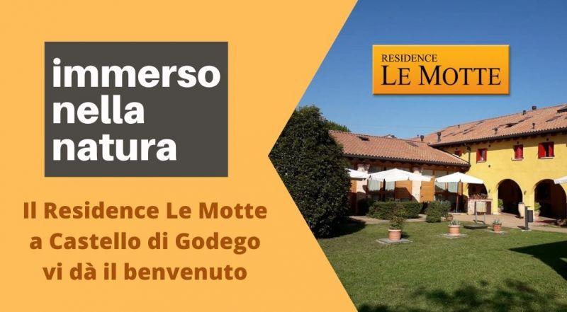 Occasione residence immerso nella natura a Treviso – Offerta appartamenti stanze in affitto vicino a Castelfranco Veneto e Cittadella a Treviso