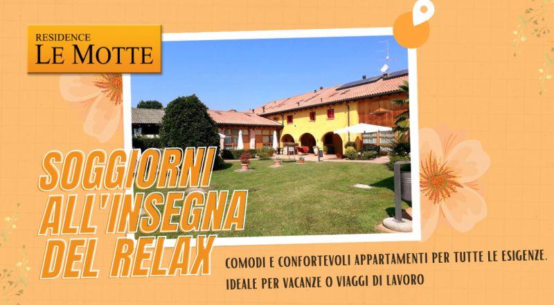 Offerta residenze con affitto appartamenti completamente arredati a Treviso – Occasione affitto appartamenti per viaggi di lavoro a Treviso