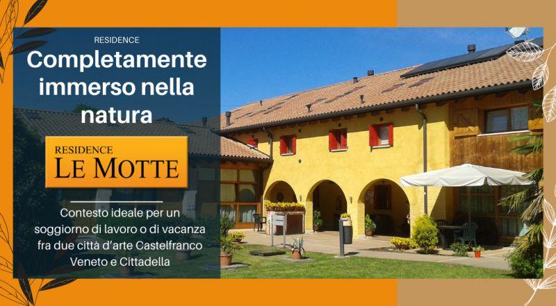 Occasione residence per brevi soggiorni a Treviso – offerta residence con appartamenti in affitto a Treviso