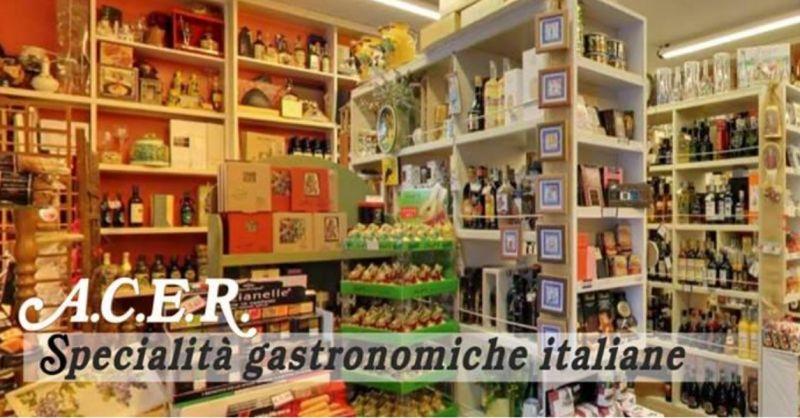 ACER offerta prodotti gastronomici italiani - occasione vendita prodotti tradizionali friulani