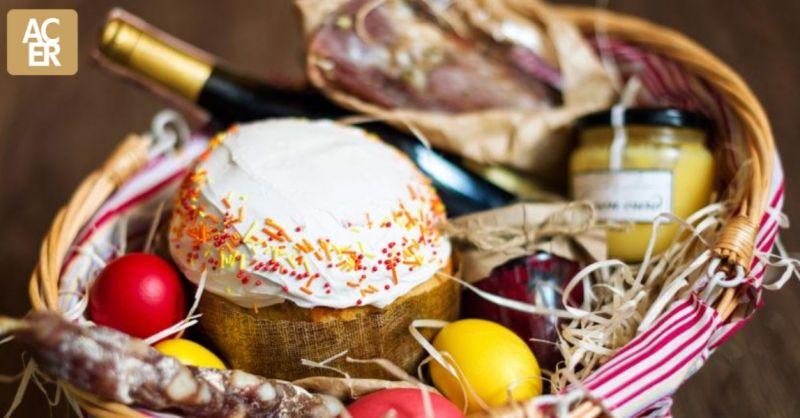 ACER offerta vendita confezioni gastronomiche - occasione idee regalo cesti personalizzati