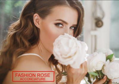 fashion rose acconciature offerta corsi trucco professionale donna sera promo make up sposa