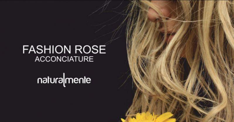 FASHION ROSE offerta solari naturalmente breathe - promozione proteggi i tuoi capelli estate