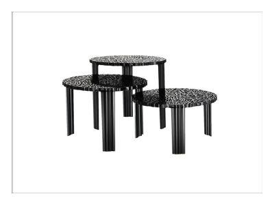 offerta tavolino kartell t table promozione tavolino kartell crocco arredamenti