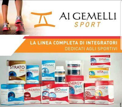farmacia ai gemelli offerta integratori alimentari occasione integratori per sportivi