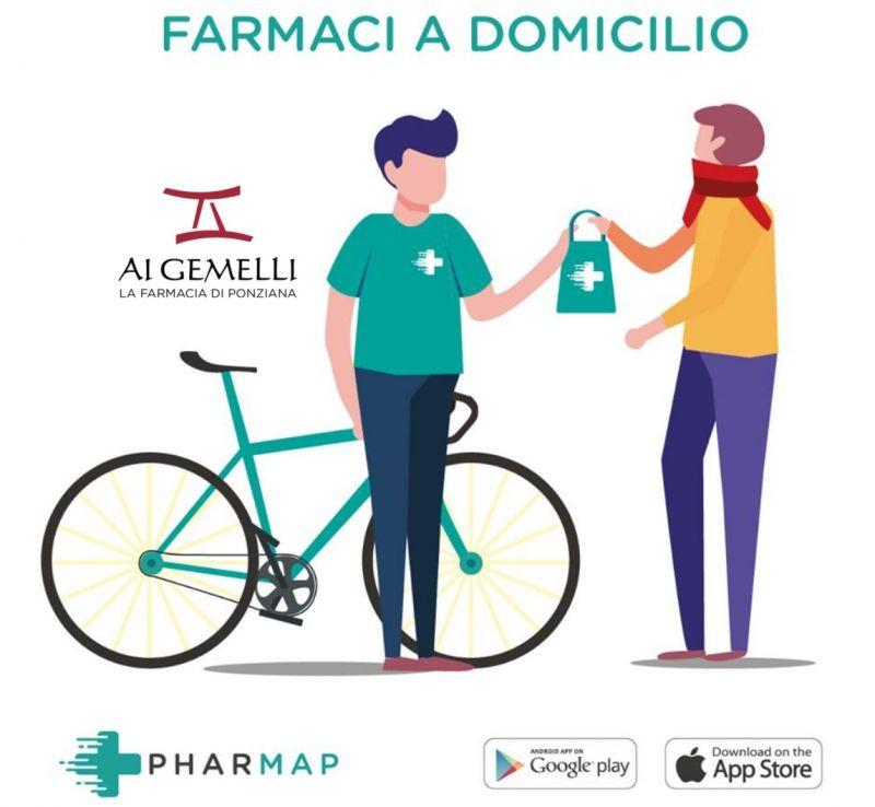 FARMACIA AI GEMELLI offerta consegna a domicilio farmaci