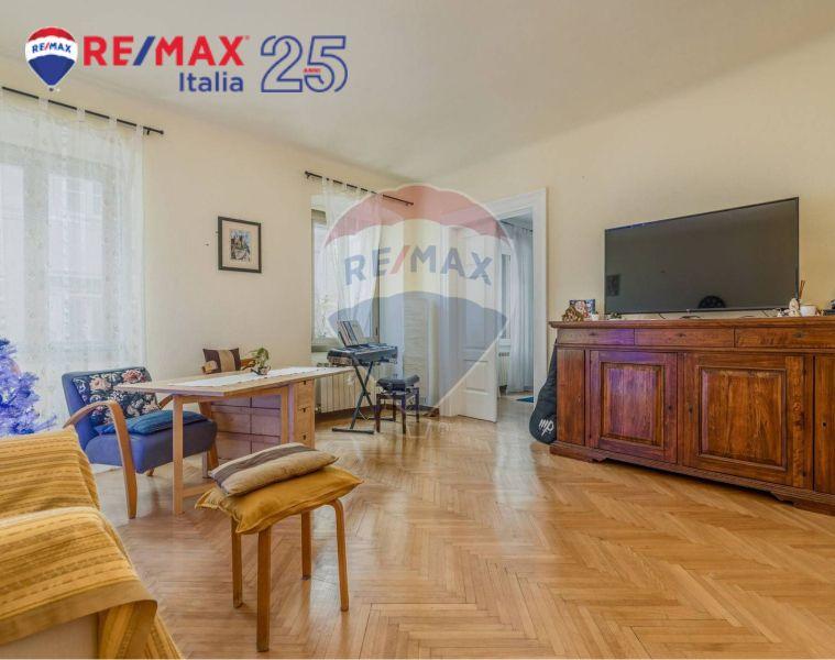 REMAX ENTERPRISE vendesi splendido trilocale ristrutturato palazzo d epoca via crispi