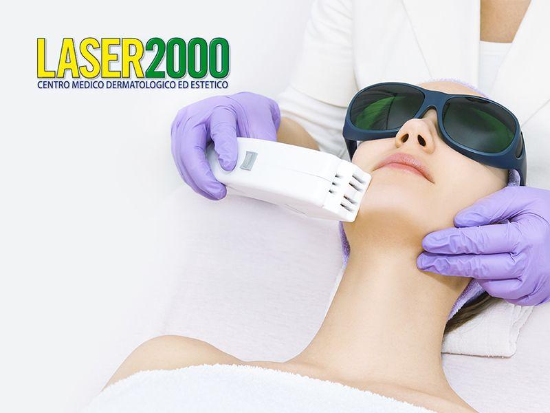 offerta trattamenti laser promozione trattamenti di bellezza centro laser 2000