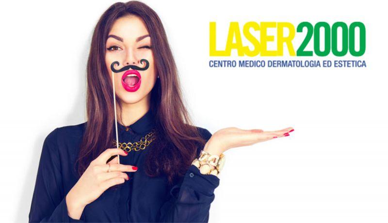 Centro Laser 2000 - promozione eliminazione baffetti - offerta eliminazione baffetti