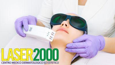 offerta centro estetico trattamento laser cosenza centro medico dermatologico epilazione