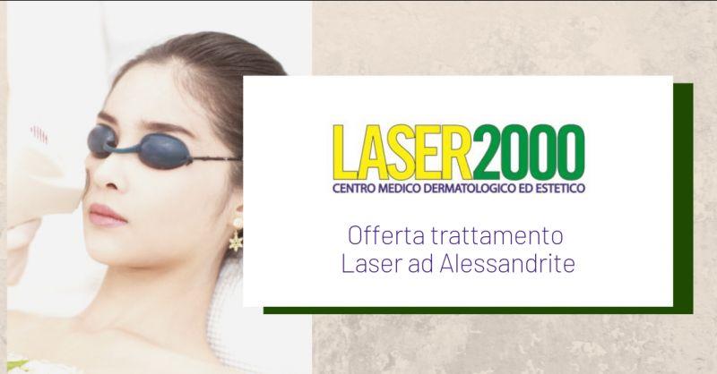 offerta trattamento laser cosenza - promozione laser viso cosenza - offerta laser inguine rende