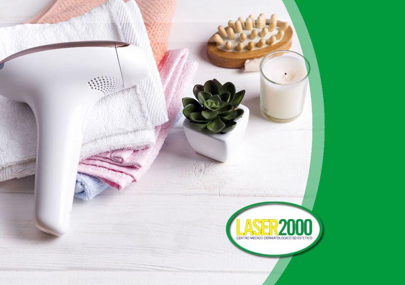 Offerta depilazione ad alessandrite Cosenza – Promozione centro estetico depilazione laser