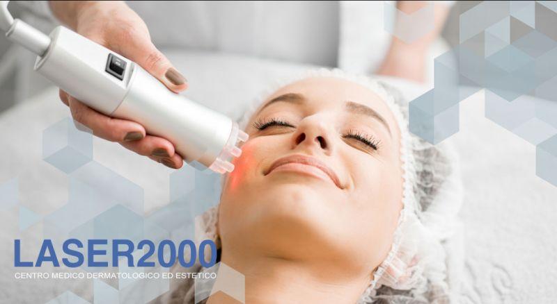 Laser 2000 - Offerta trattamenti estetici viso e corpo Cosenza – Promozione trattamento viso e gambe Cosenza
