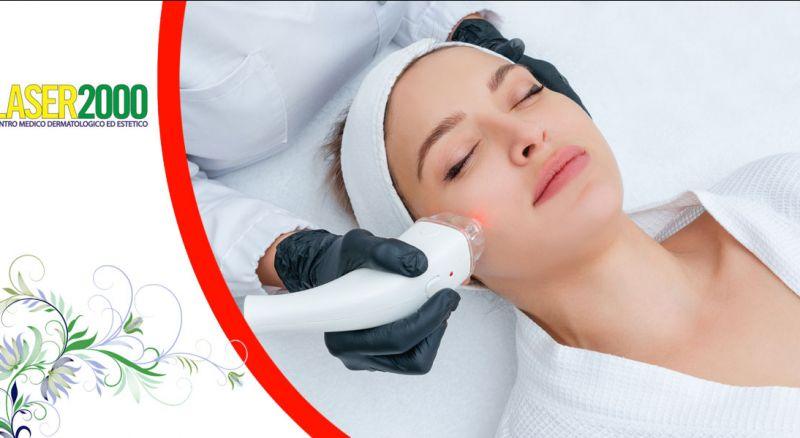 Laser 2000 - offerta centro medico estetico cosenza - occasione centro dermatologico cosenza