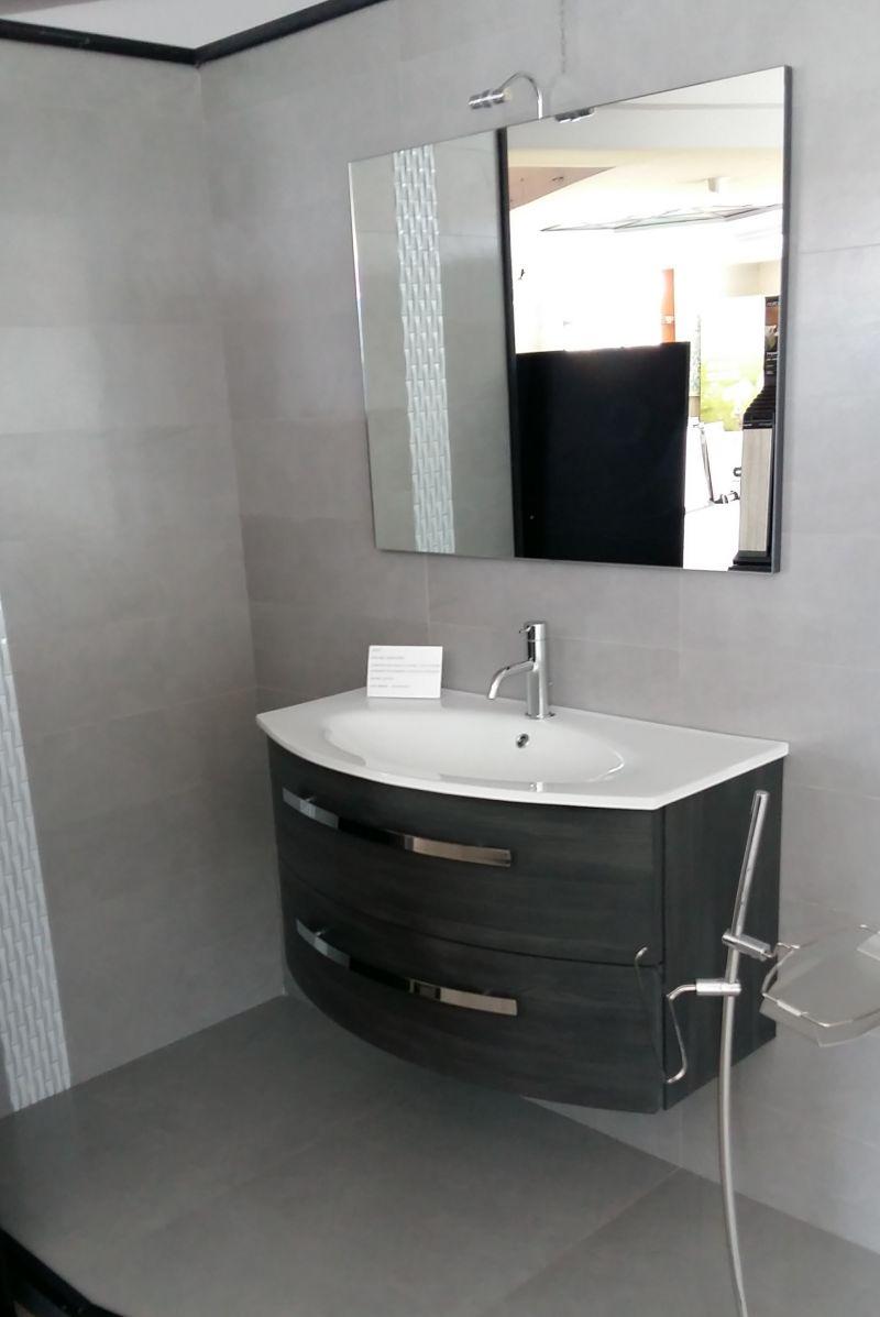 Offerta mobile bagno promozione lavabo e specchio edil - Offerta mobile bagno ...