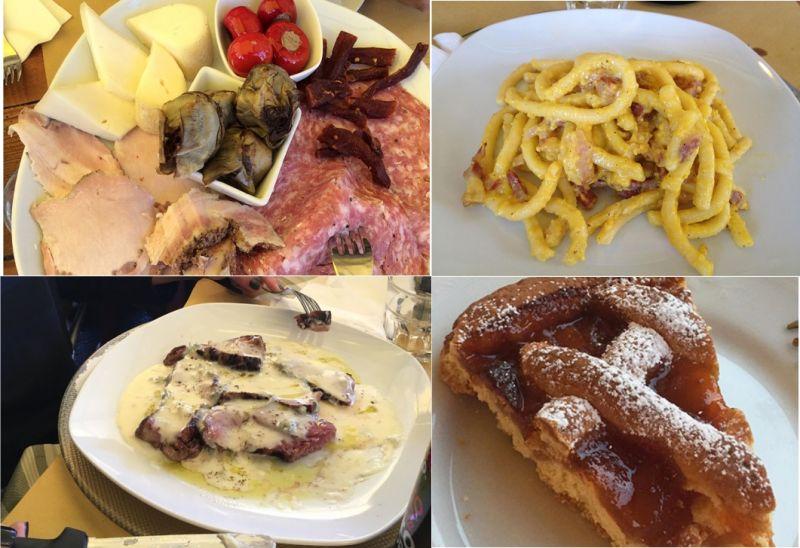Mangiare a siena - Ristorante Monteriggioni - Bar dell'Orso