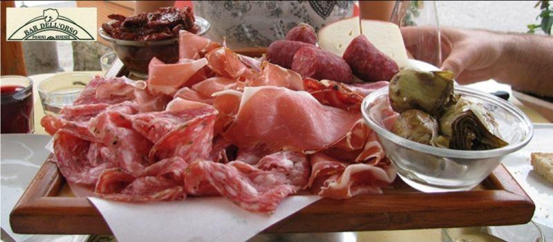 BAR DELL'ORSO offerta mangiare a siena - promozione cucina toscana
