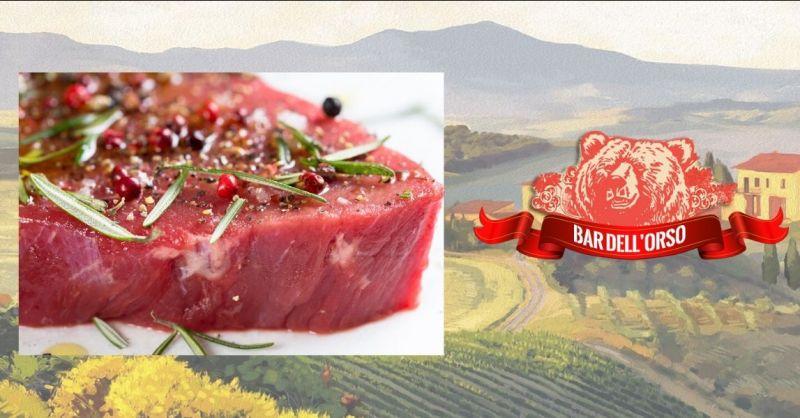 occasione locale tipico Toscano - offerta ristorante cucina e prodotti delle terre senesi
