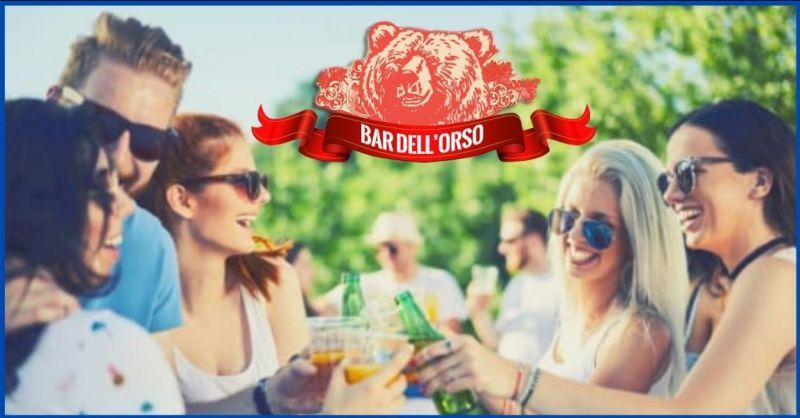 BAR DELL'ORSO - occasione locale per aperitivo e apericena Siena e dintorni