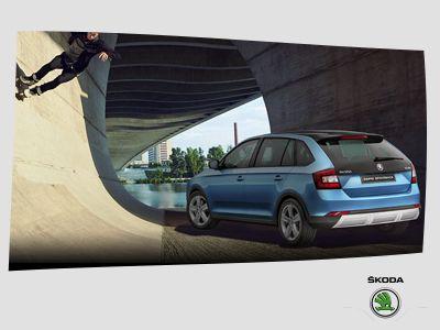 promozione skoda rapid spaceback offerta automobili cavuoto srl