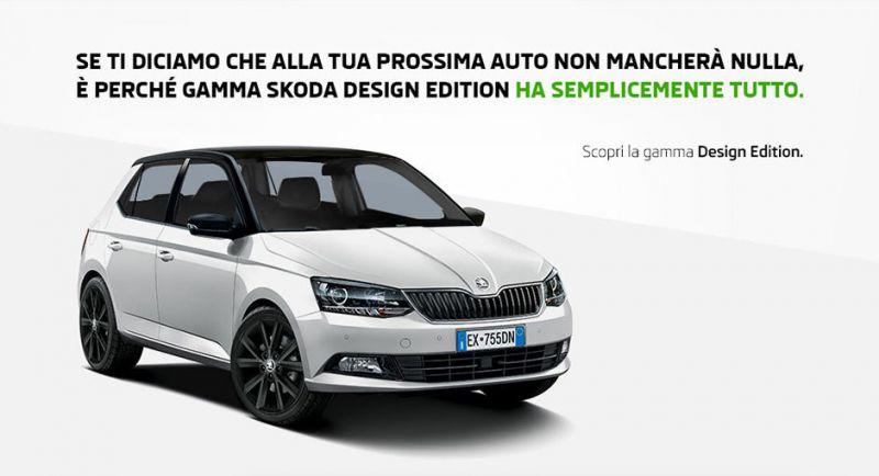 da cavuoto automobili ti aspetta la promozione di giugno su gamma design edition