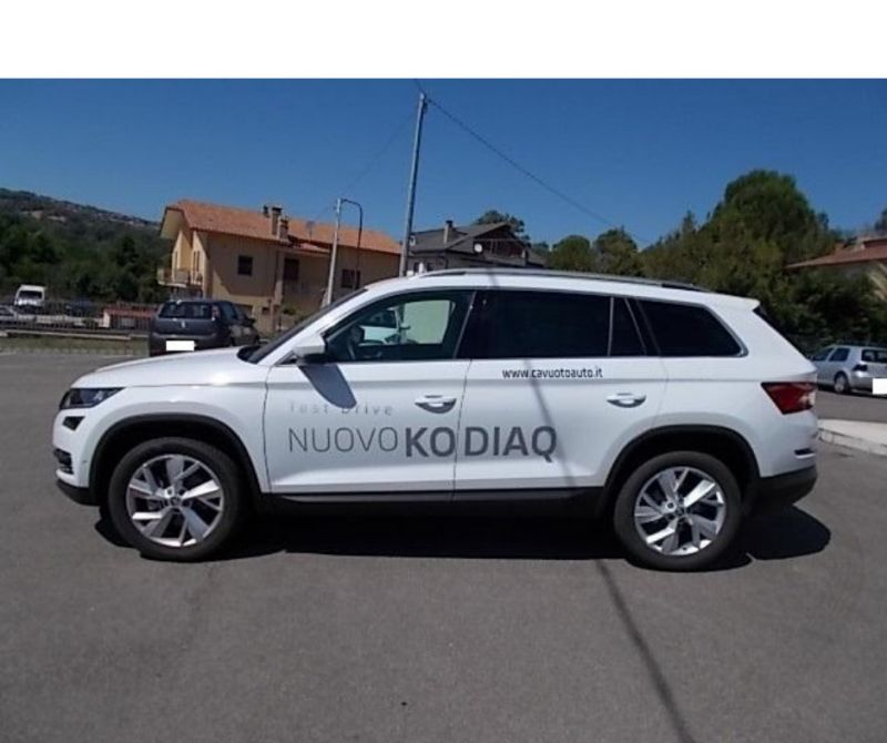 Cavuoto Automobili SKODA Kodiaq 2.0 TDI SCR DSG Style usata
