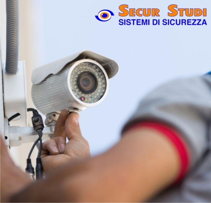 Promozione impianti di sicurezza a Siena - Offerta videosorveglianza Siena Secur Studi