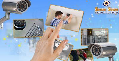offerta installazione e noleggio impianti di sicurezza promozione sistemi antifurto