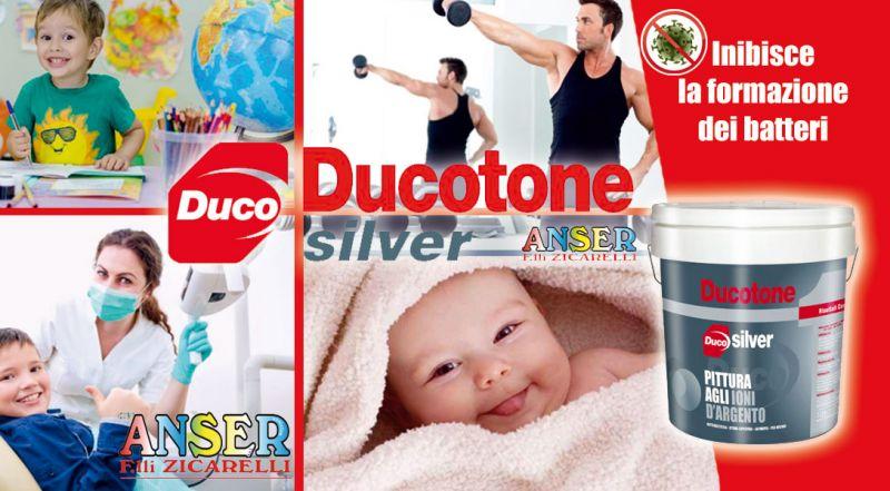 Offerta pittura antibatterica Ducotone Silver Cosenza - Promozione pittura murale Ducotone Silver Cosenza