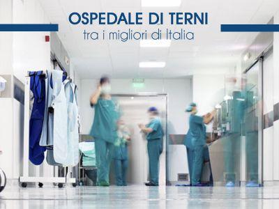 offerta bilancio ospedali promozione ospedale terni azienda ospedaliera santa maria