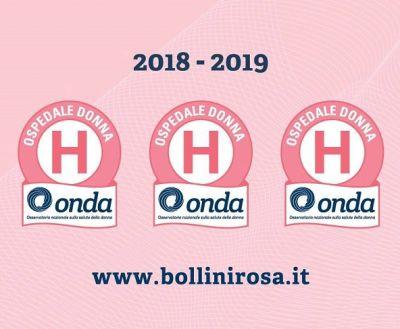 bollini rosa ospedale santa maria terni reparto senologico ginecologico urologico ospedale