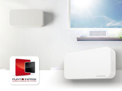 offerta sistemi ventilazione climapac promozione ventilazione meccanica punto infissi